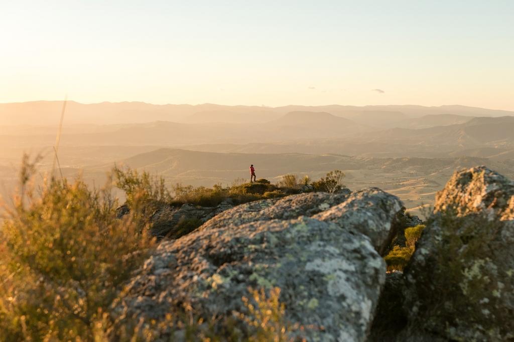 Mt Maroon Sunrise