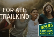 Trails are Common Ground